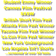 Student Emmy Winner
